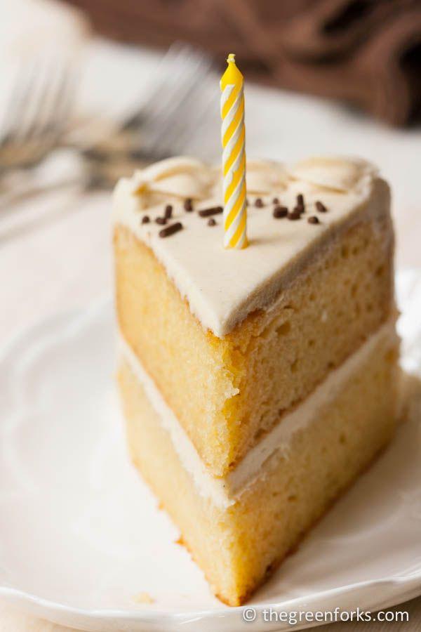 Best ideas about Vegan Birthday Cake Recipe . Save or Pin Vegan Birthday Cake on Pinterest Now.