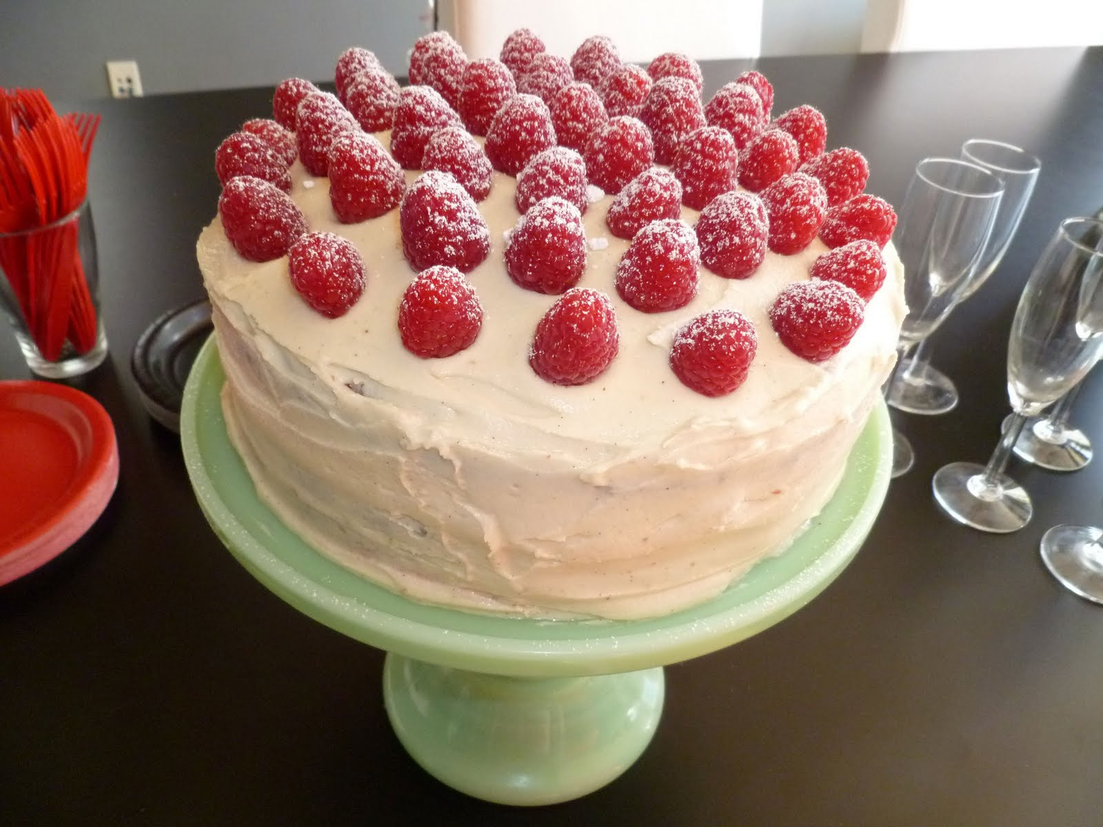 Best ideas about Vegan Birthday Cake Recipe . Save or Pin Savvy Vegan Homemade Vegan Birthday Cakes Now.