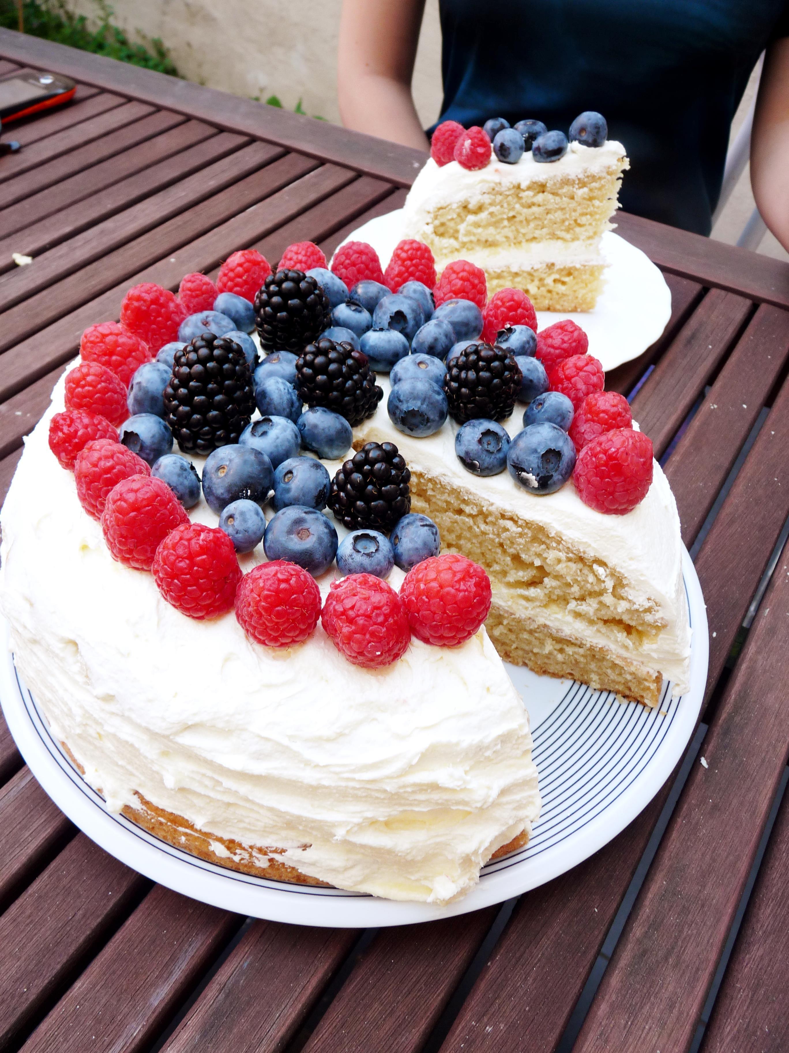 Best ideas about Vegan Birthday Cake Recipe . Save or Pin Vegan Birthday Cake – TofuParty Now.