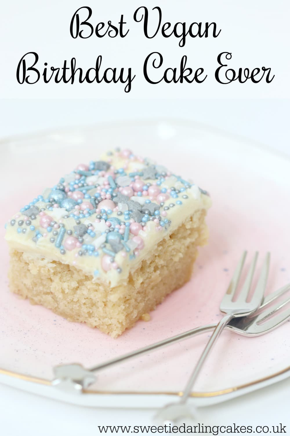 Best ideas about Vegetarian Birthday Cake Recipes . Save or Pin Best Vegan Birthday Cake Ever Sweetie Darling Now.
