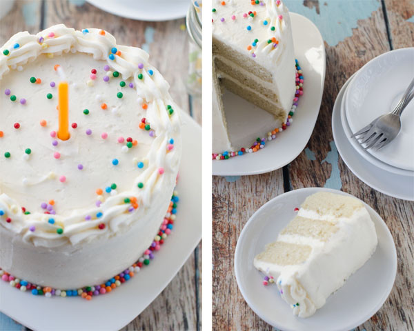 Best ideas about Vegetarian Birthday Cake Recipes . Save or Pin Vegan Vanilla Birthday Cake Now.