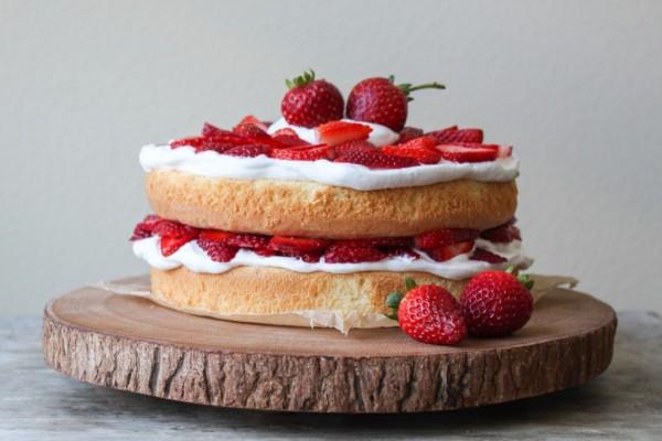 Best ideas about Vegetarian Birthday Cake Recipes . Save or Pin 3 Easy Vegan Birthday Cake Recipes Now.