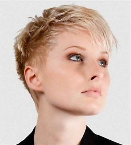 Best ideas about Very Short Womens Haircuts . Save or Pin Very short haircuts for older women Now.