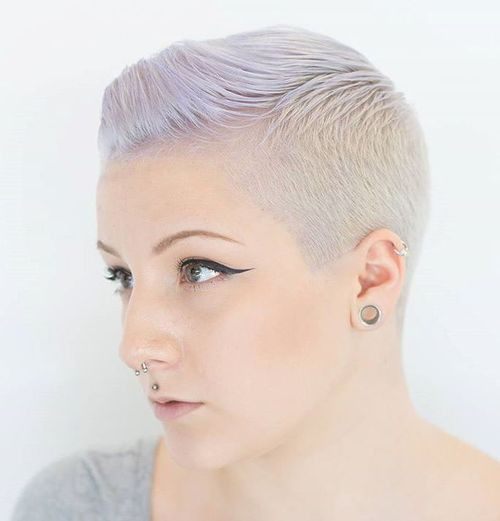 Best ideas about Very Short Womens Haircuts . Save or Pin Top 40 Hottest Very Short Hairstyles for Women Now.