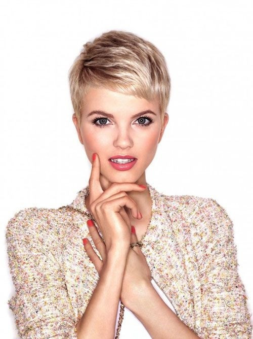 Best ideas about Very Short Womens Haircuts . Save or Pin 20 Stylish Very Short Hairstyles for Women Now.