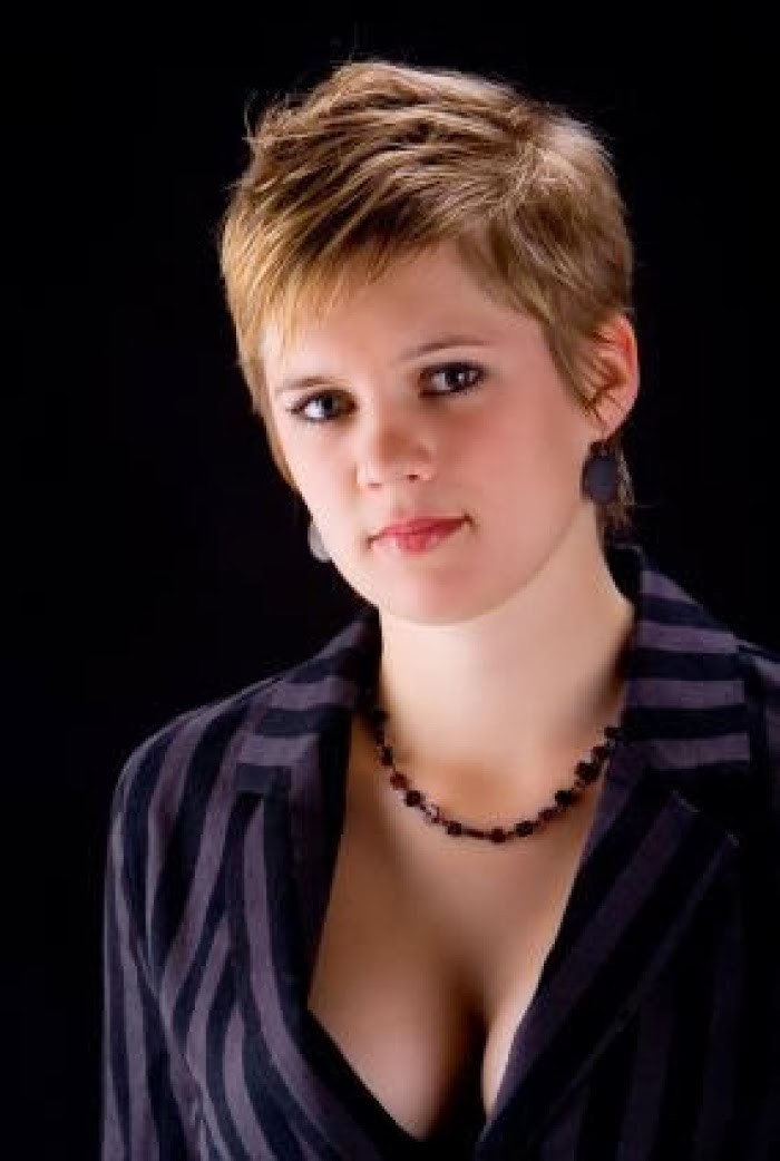 Best ideas about Very Short Womens Haircuts . Save or Pin Women s Short Haircuts Front and Back Views Now.