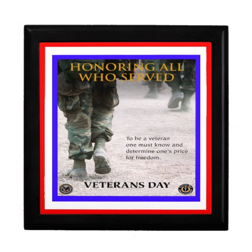 Best ideas about Veterans Day Gift Ideas . Save or Pin veterans day honor t box Now.