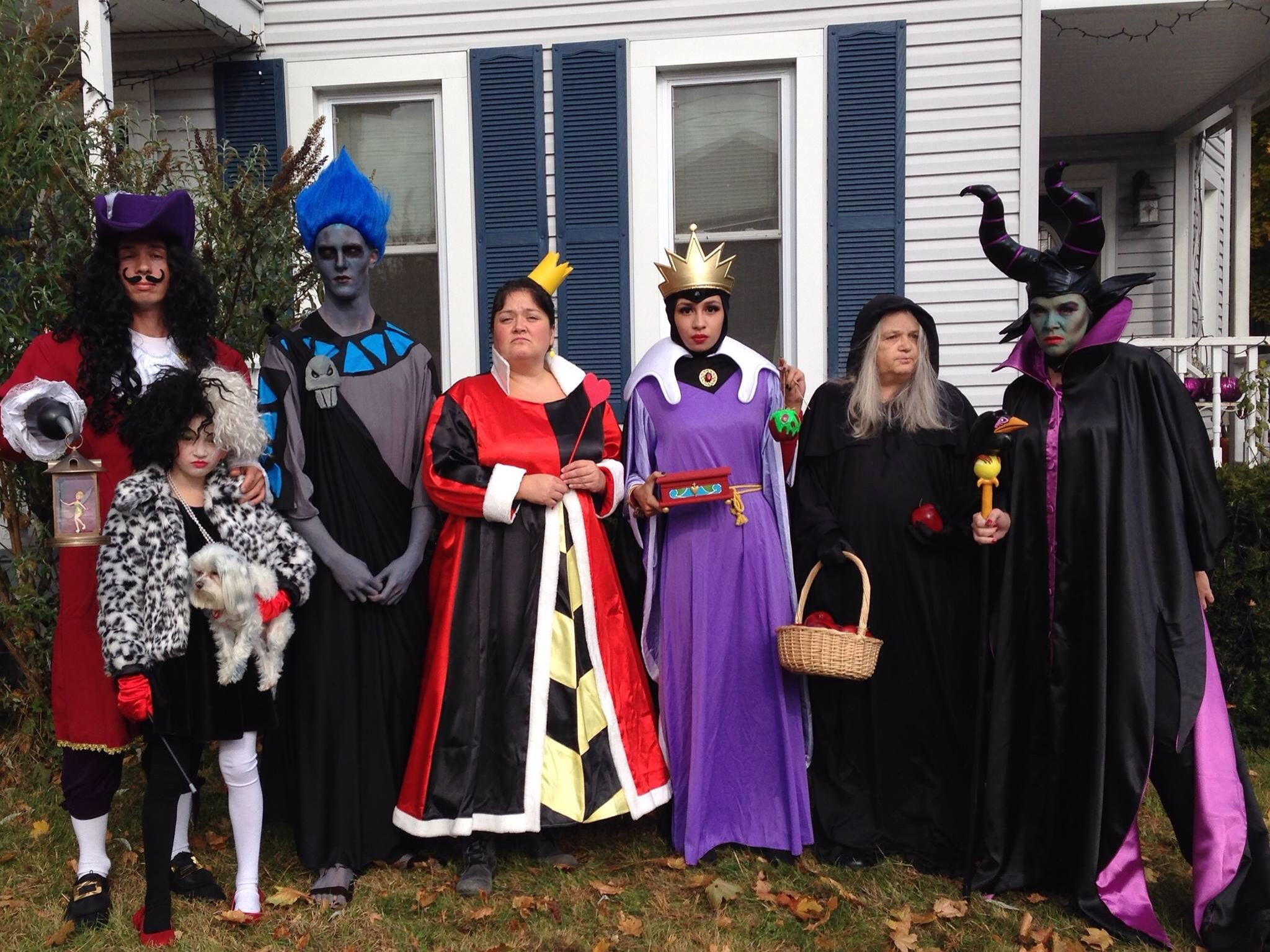 Best ideas about Villain Costumes DIY . Save or Pin DIY disney villains halloween costumes Now.