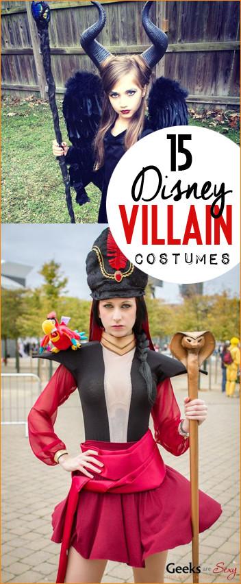 Best ideas about Villain Costumes DIY . Save or Pin Disney Villain DIY Costumes Paige s Party Ideas Now.