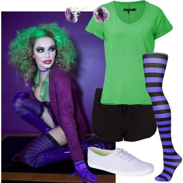 Best ideas about Villain Costumes DIY . Save or Pin DIY Joker Costume for Poor College Students Now.