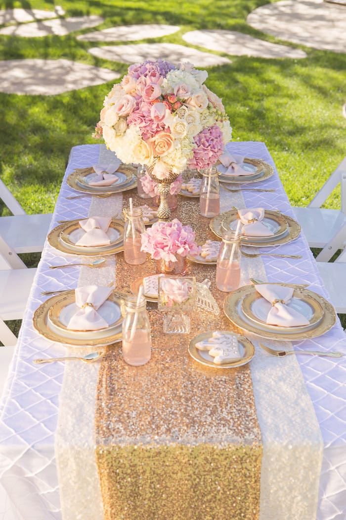 Best ideas about Vintage Birthday Party . Save or Pin Vintage Glam Princess 1st Birthday Party Now.