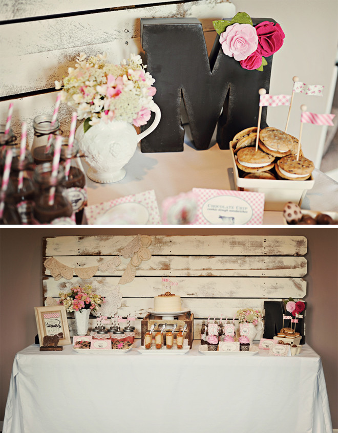 Best ideas about Vintage Birthday Party . Save or Pin Vintage Farm Fresh Birthday Party Now.