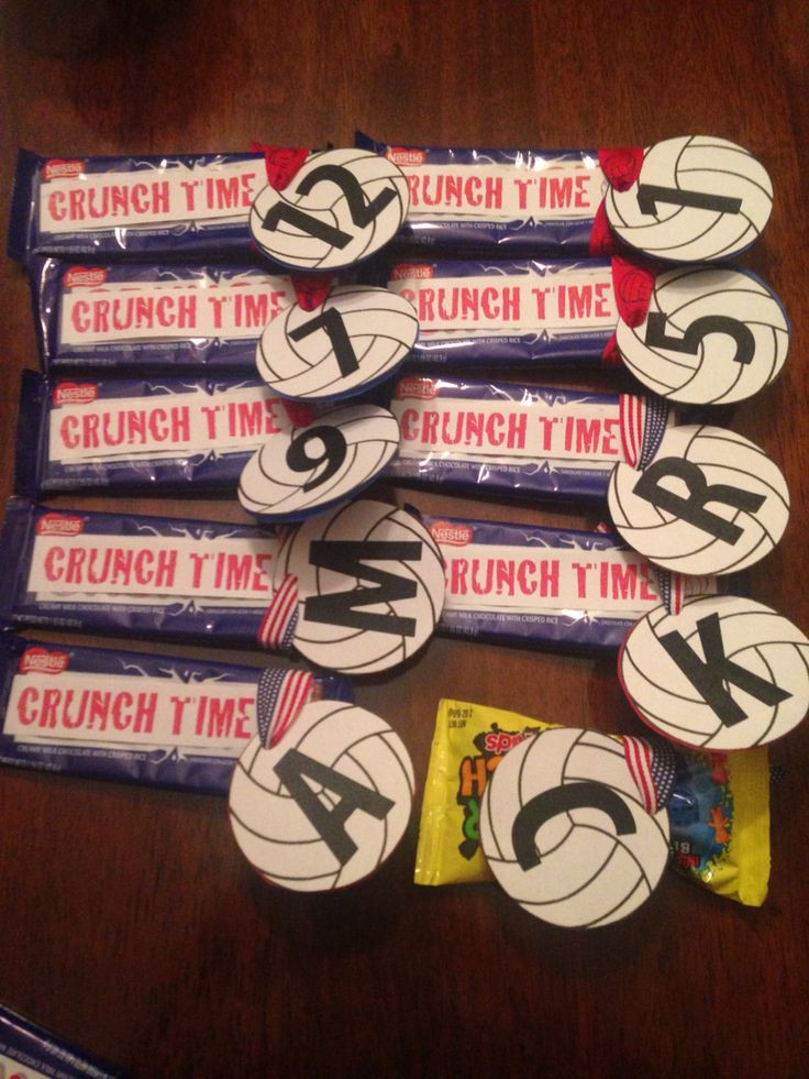Best ideas about Volleyball Gift Ideas For Players . Save or Pin Best 20 Volleyball Crafts ideas on Pinterest Now.