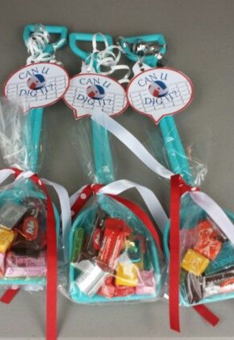 Best ideas about Volleyball Gift Ideas For Players . Save or Pin Big Game Day Spirit Ideas Krista Gilbert Now.