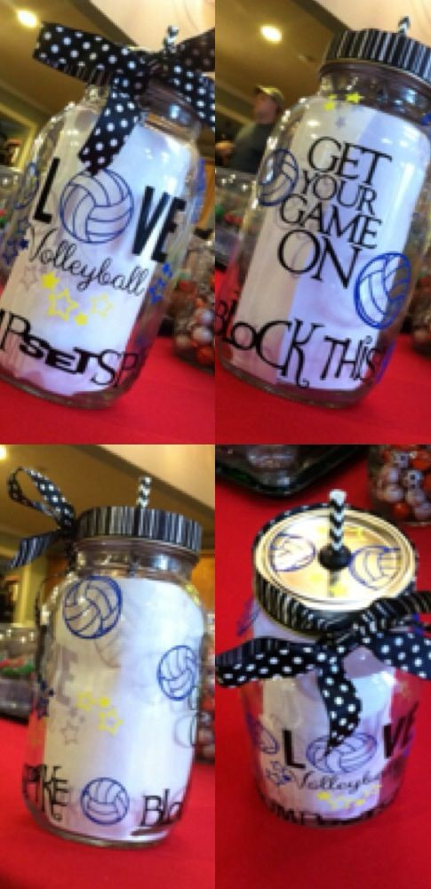 Best ideas about Volleyball Gift Ideas For Players . Save or Pin volleyball diy Crafty Pinterest Now.