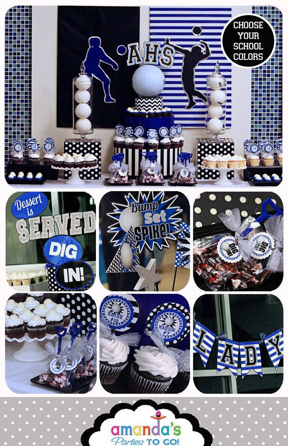 Best ideas about Volleyball Gift Ideas For Players . Save or Pin Best 25 Volleyball party ideas on Pinterest Now.