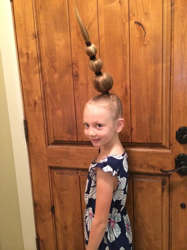 Best ideas about Wacky Hairstyles Easy To Do . Save or Pin Best 25 Crazy hair days ideas on Pinterest Now.