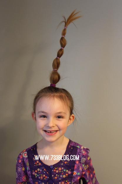 Best ideas about Wacky Hairstyles Easy To Do . Save or Pin Truffala Tree Crazy Hair Tutorial Inspiration Made Simple Now.