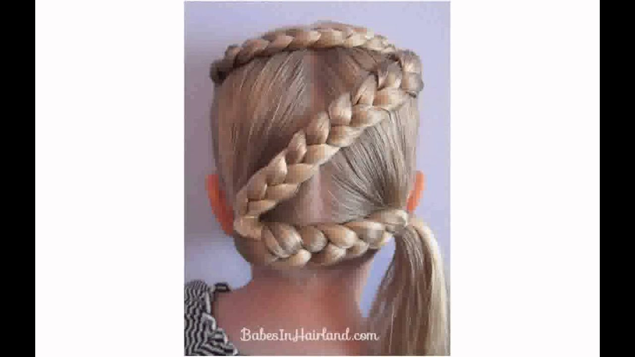 Best ideas about Wacky Hairstyles Easy To Do . Save or Pin Easy Crazy Hairstyles for Girls Now.