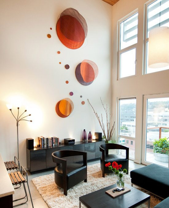 Best ideas about Wall Art Ideas For Living Room DIY . Save or Pin 36 Creative DIY Wall Art Ideas for Your Home Now.