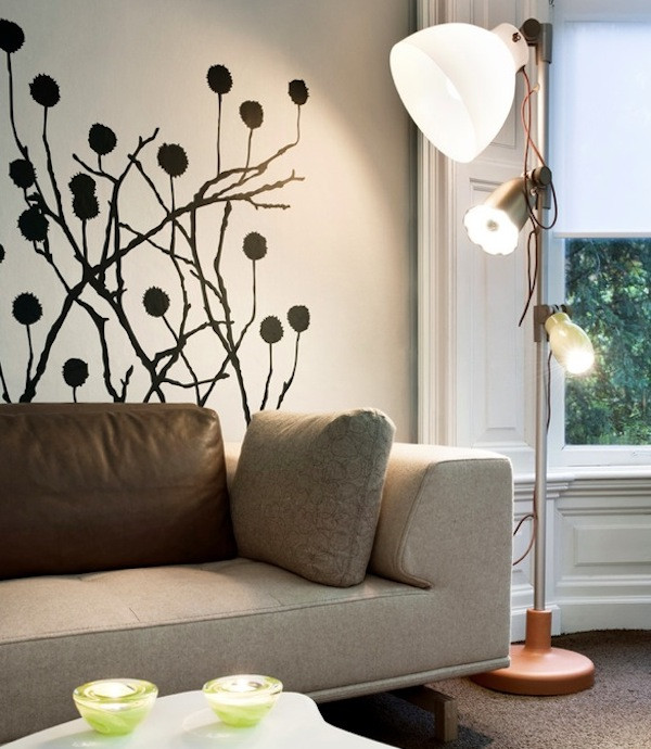 Best ideas about Wall Decals For Living Room . Save or Pin Adding Character To Your Interiors With Wall Decals Now.
