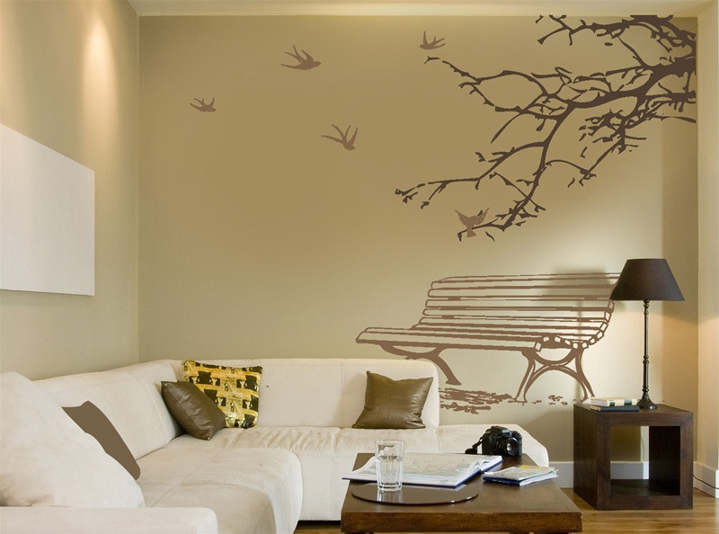 Best ideas about Wall Decals For Living Room . Save or Pin Rebecca Newport Trend Alert Wall stickers Now.