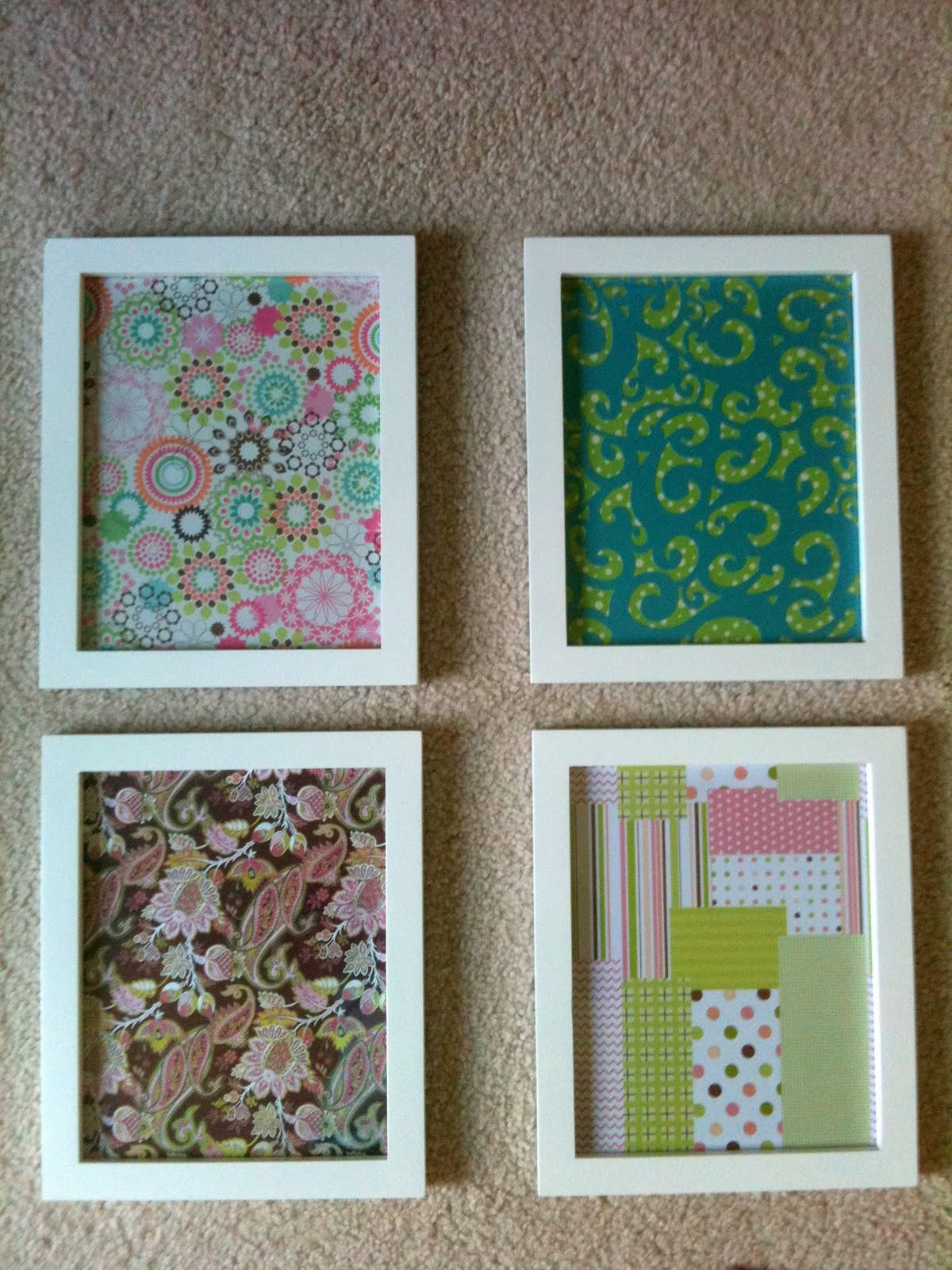 Best ideas about Wall Decors DIY . Save or Pin My So Called Mommy Life DIY Nursery Decor Now.