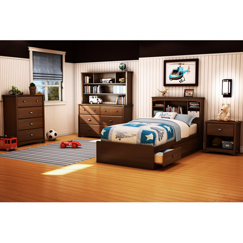 Best ideas about Walmart Bedroom Sets . Save or Pin South Shore Willow Kids Bedroom Furniture Collection Now.