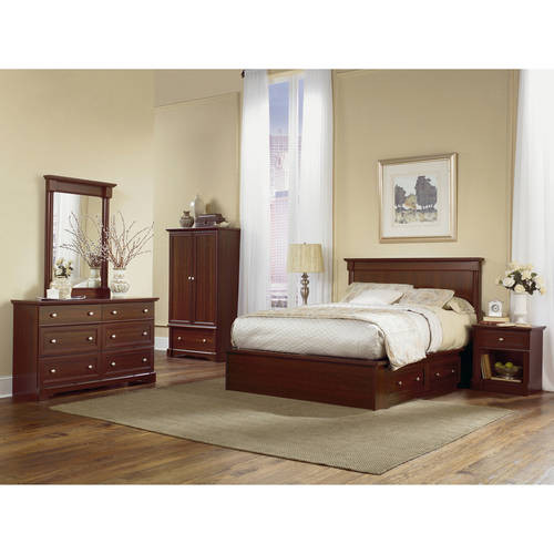 Best ideas about Walmart Bedroom Sets . Save or Pin Sauder Palladia Bedroom Furniture Collection Walmart Now.
