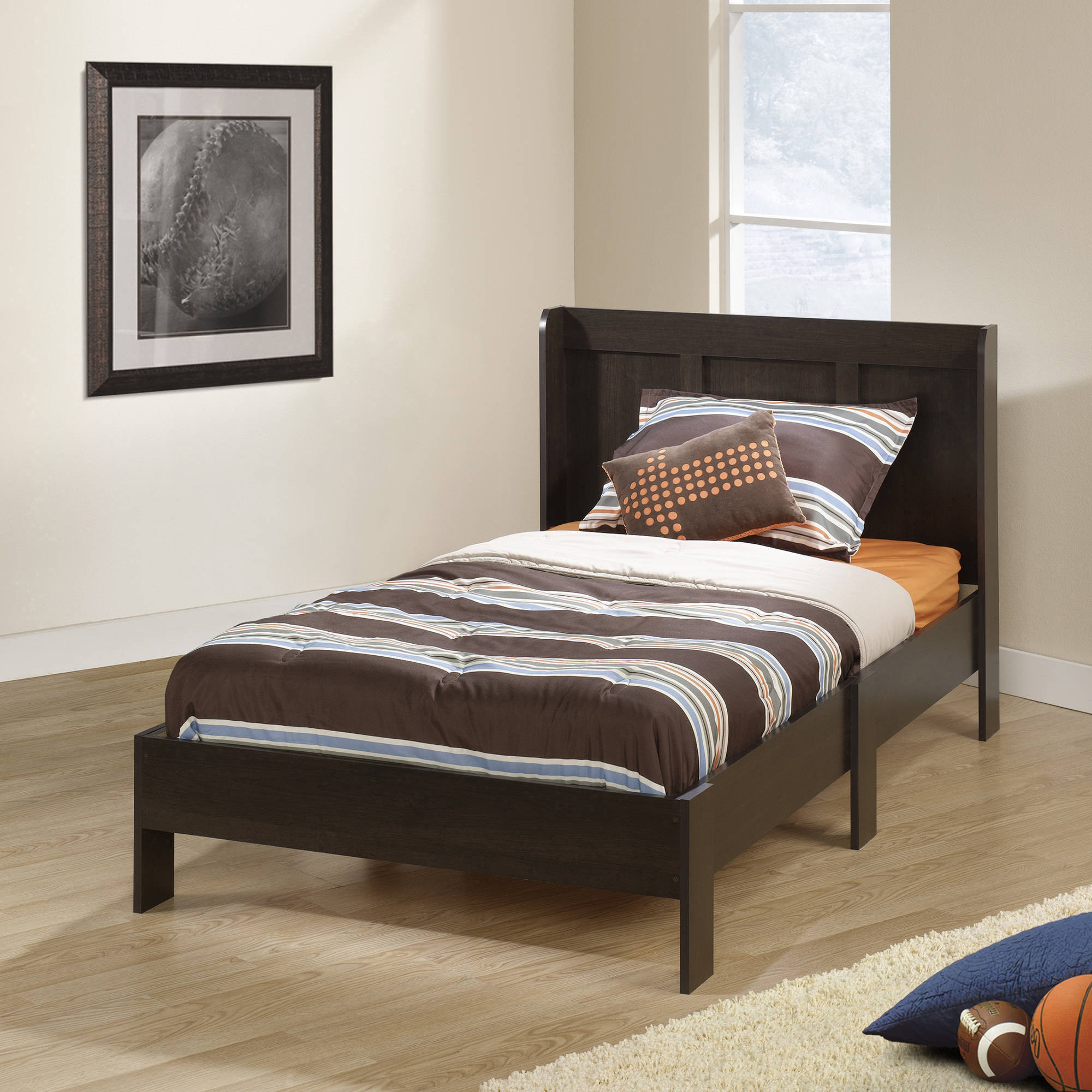 Best ideas about Walmart Bedroom Sets . Save or Pin Twin Bedroom Furniture Sets Walmart Now.