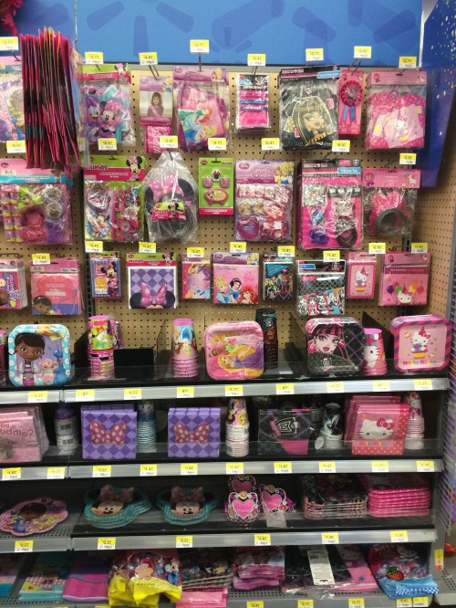 Best ideas about Walmart Birthday Decorations . Save or Pin Disney Princess Spa Party Ideas Now.