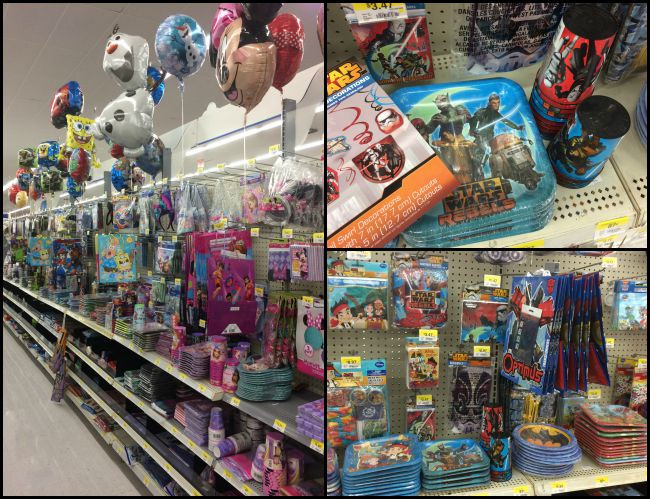Best ideas about Walmart Birthday Decorations . Save or Pin Star Wars Rebels Birthday Party Ideas with DIY Piñata Now.
