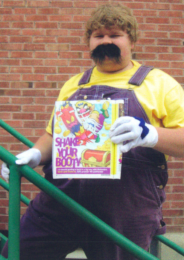 Best ideas about Wario Costume DIY . Save or Pin My Homemade Wario Costume by Sala Mander on DeviantArt Now.