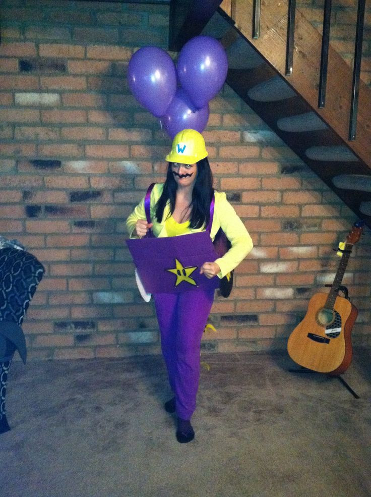 Best ideas about Wario Costume DIY . Save or Pin Mario Kart Wario costume BOO Pinterest Now.