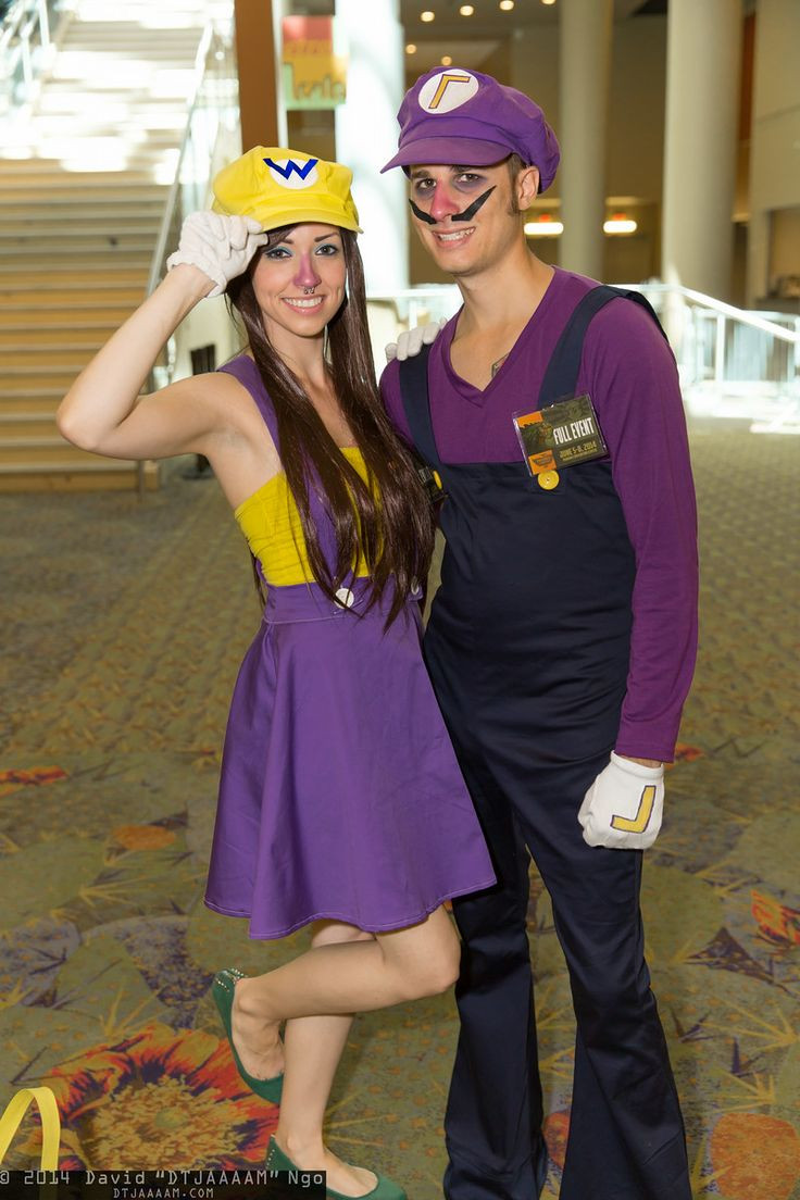 Best ideas about Wario Costume DIY . Save or Pin 1000 images about Waluigi Costume on Pinterest Now.