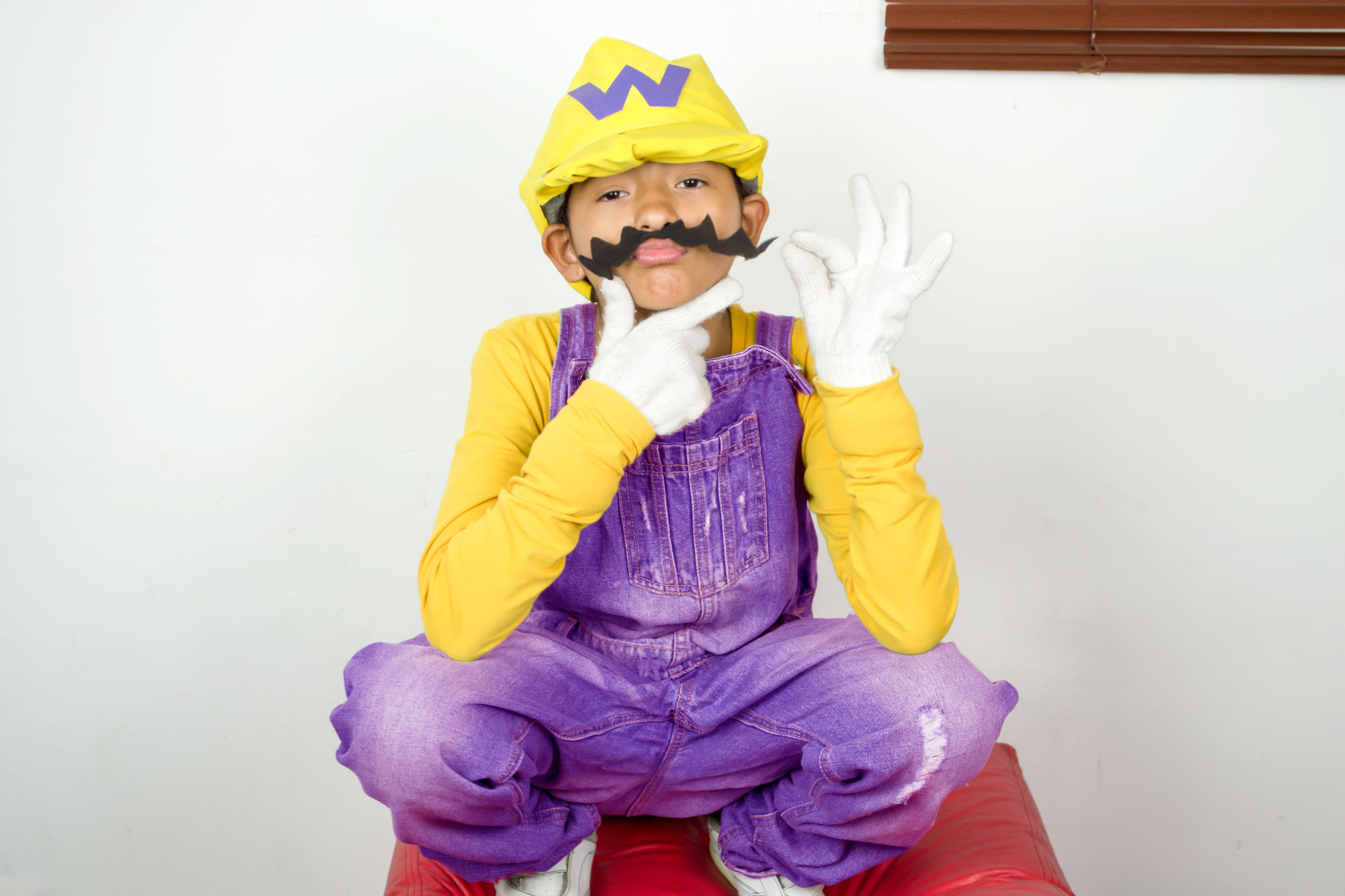 Best ideas about Wario Costume DIY . Save or Pin How to Make a Wario Costume with Now.