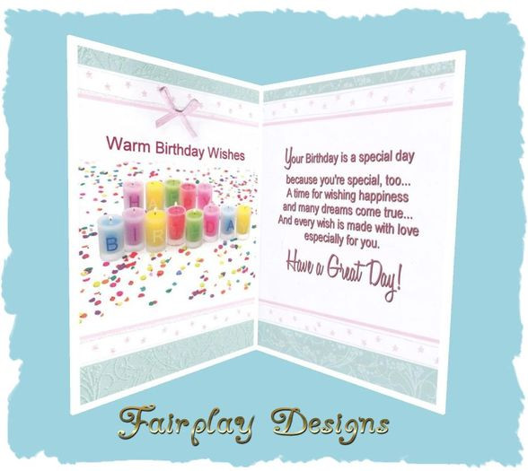 Best ideas about Warmest Birthday Wishes . Save or Pin Second Life Marketplace FDA Warm Birthday Wishes Now.