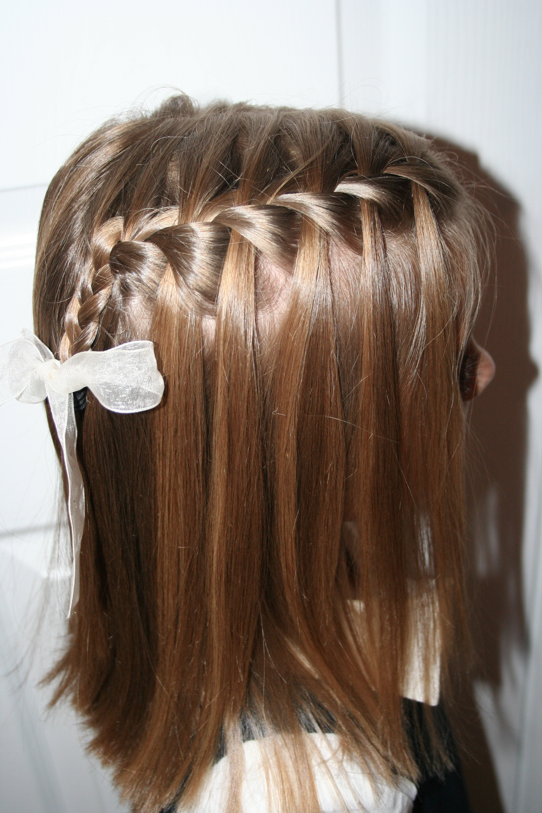 Best ideas about Waterfall Braid Hairstyles . Save or Pin Fan Favorites Now.