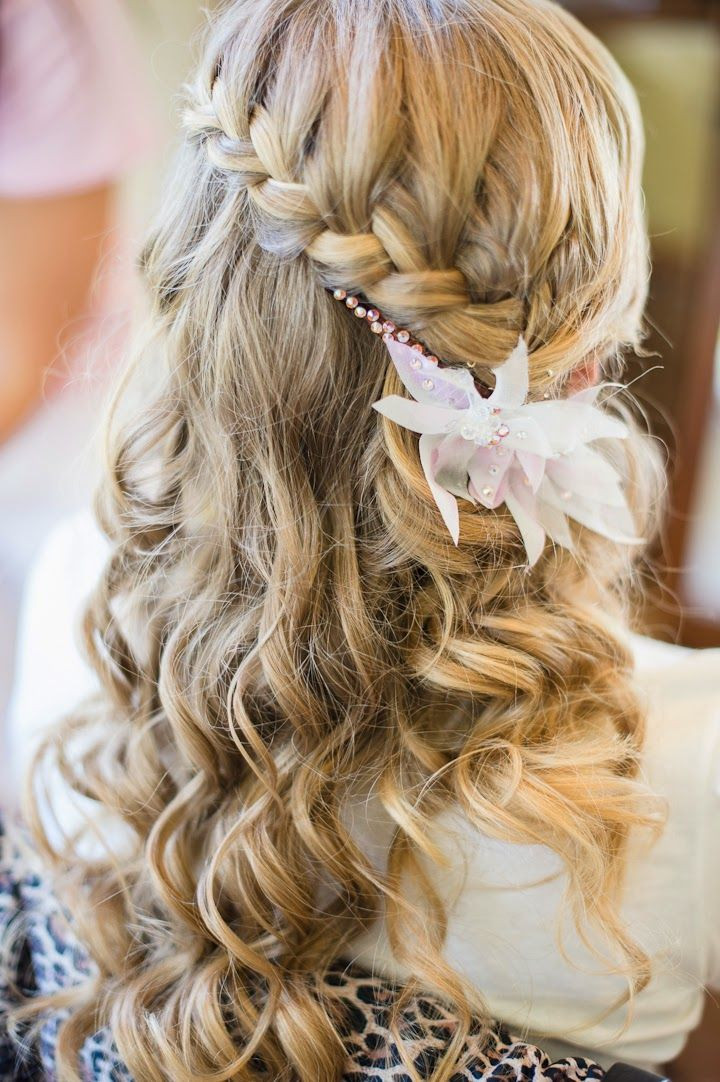 Best ideas about Waterfall Braid Hairstyles . Save or Pin Waterfall Braid hairstyle Hair Now.