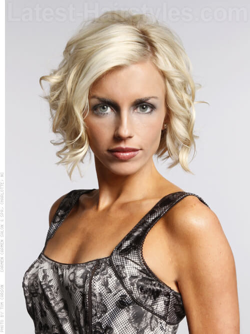 Best ideas about Wavy Medium Hairstyle . Save or Pin How To Get Stunning Medium Length Curly Hair For All Occasions Now.