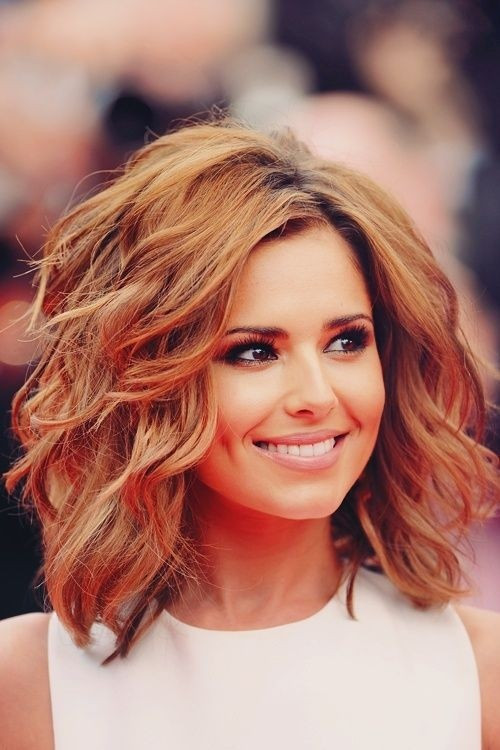 Best ideas about Wavy Medium Hairstyle . Save or Pin 8 Easy Medium Wavy Hairstyle Ideas PoPular Haircuts Now.