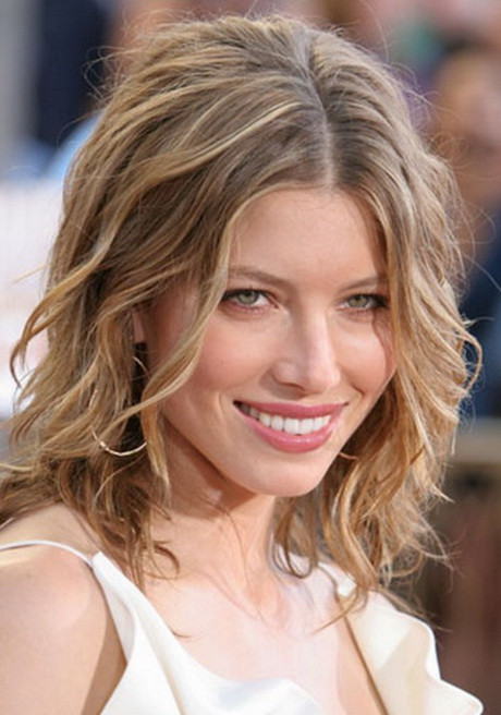 Best ideas about Wavy Medium Hairstyle . Save or Pin Short messy curly hairstyles Now.