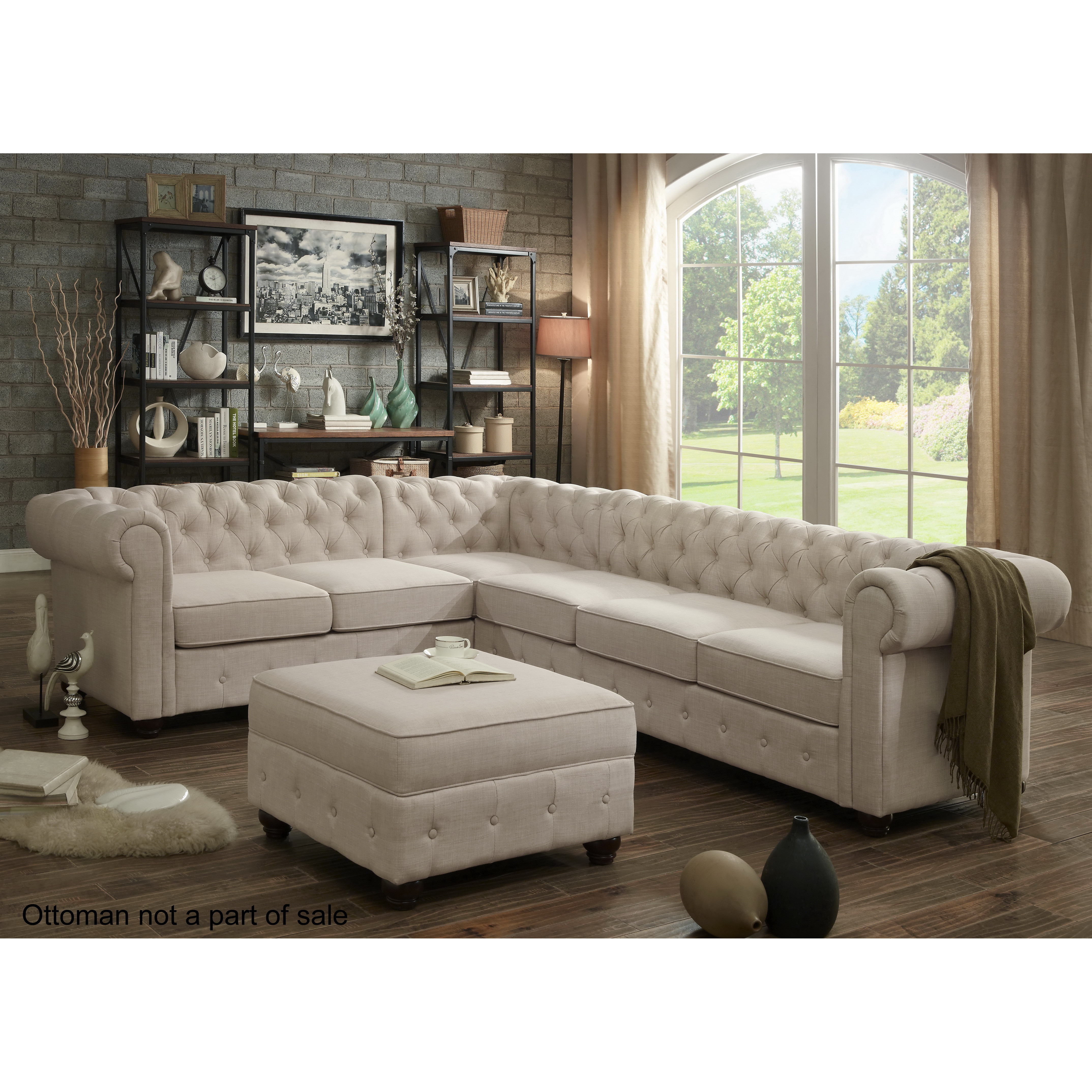 Best ideas about Wayfair Sectional Sofa . Save or Pin Mulhouse Furniture Garcia Sectional & Reviews Now.