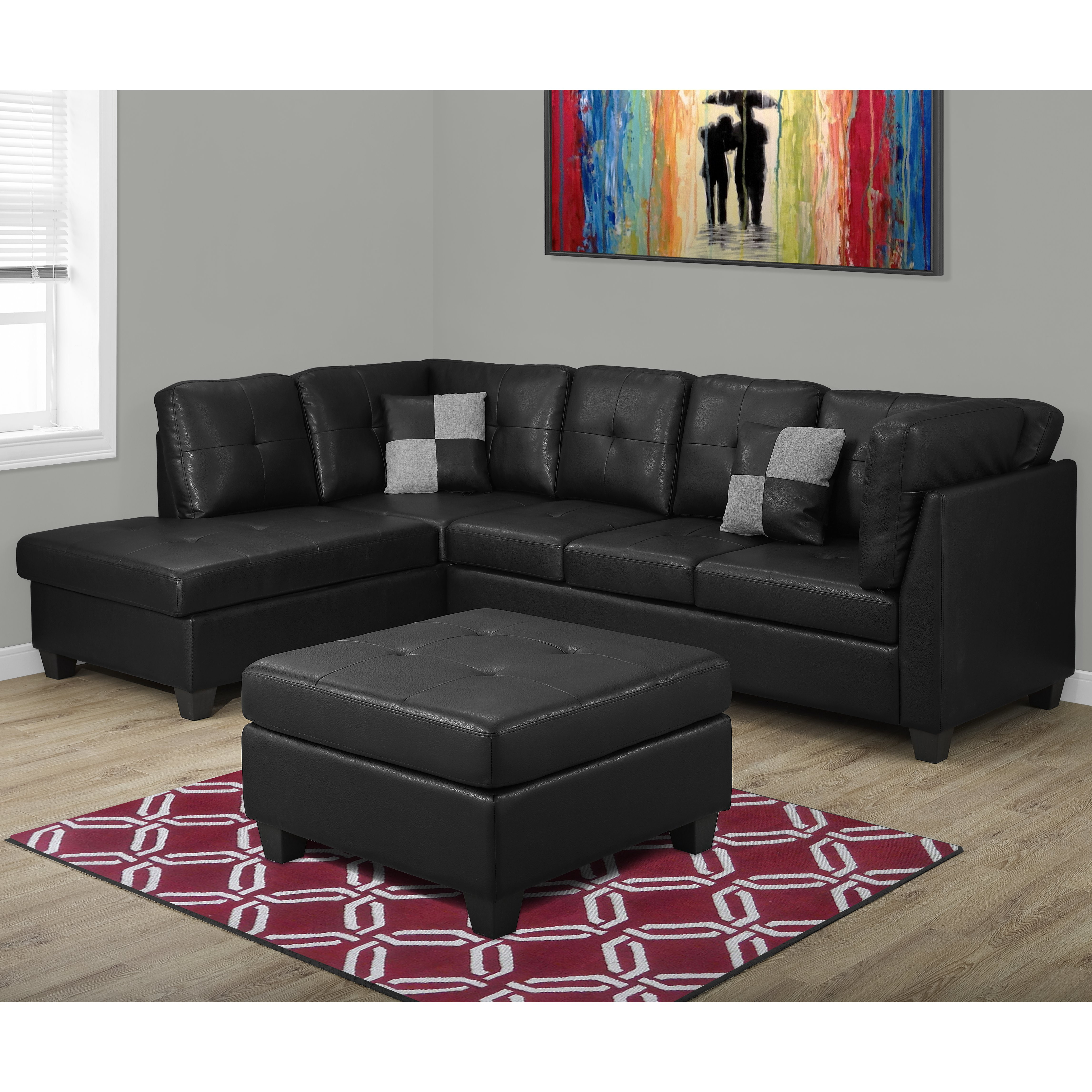 Best ideas about Wayfair Sectional Sofa . Save or Pin Monarch Specialties Inc Sofa Sectional Now.