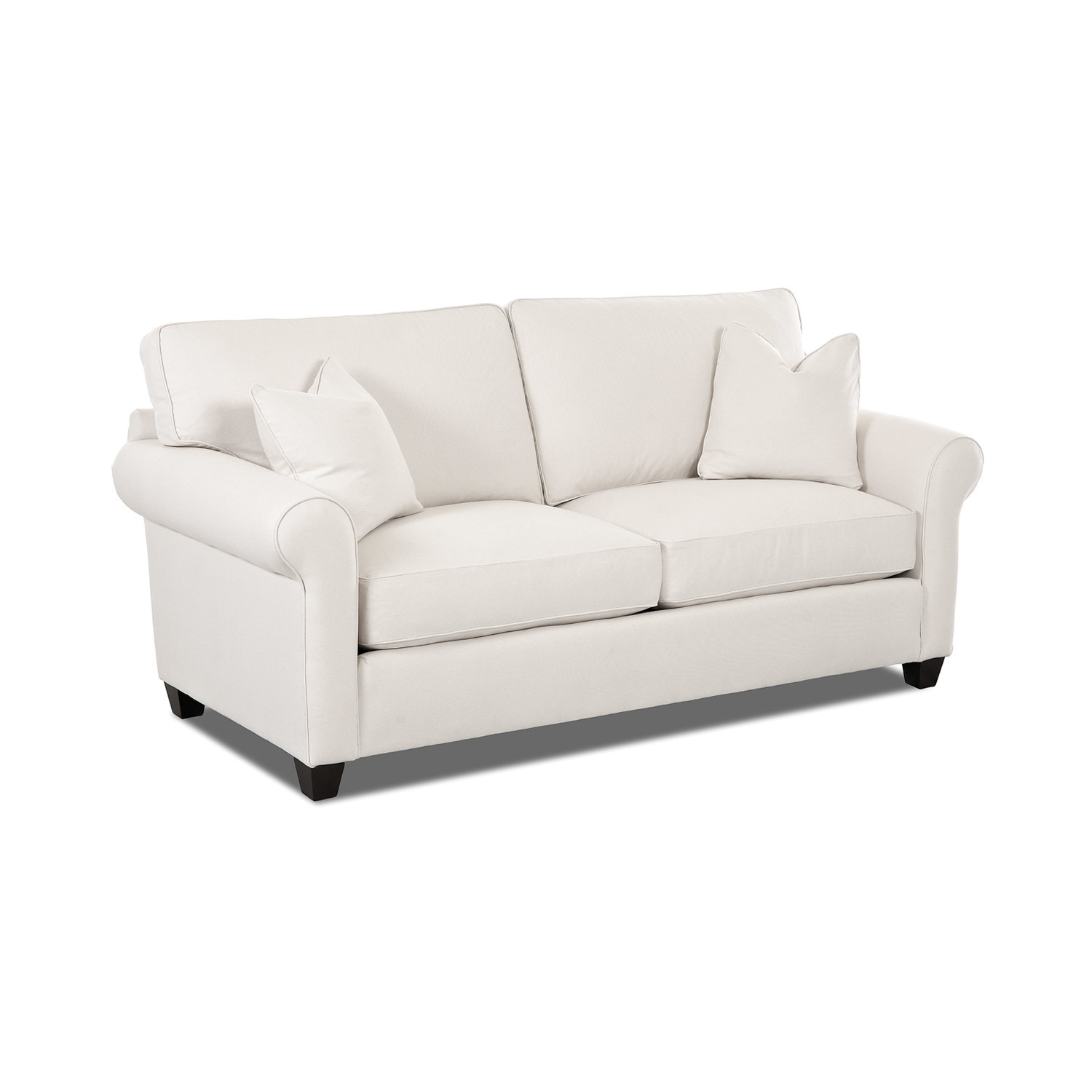 Best ideas about Wayfair Sectional Sofa . Save or Pin Wayfair Custom Upholstery Eliza Sofa & Reviews Now.
