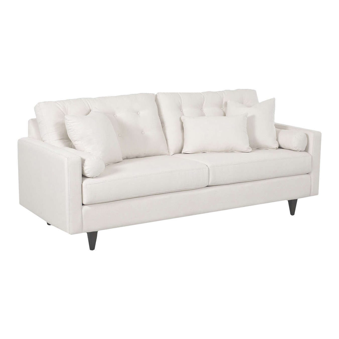 Best ideas about Wayfair Sectional Sofa . Save or Pin Wayfair Custom Upholstery Harper Sofa & Reviews Now.