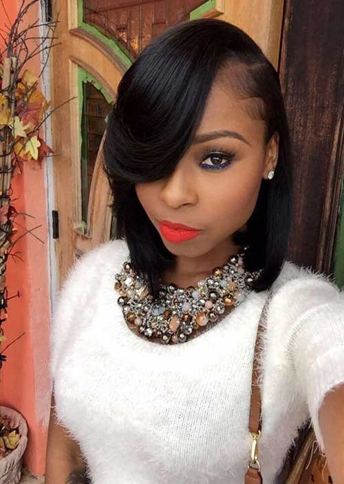 Best ideas about Weave Bobs Hairstyles . Save or Pin 30 Super Bob Weave Hairstyles Now.