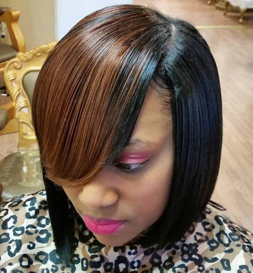 Best ideas about Weave Bobs Hairstyles . Save or Pin 30 Weave Hairstyles to Make Heads Turn Now.