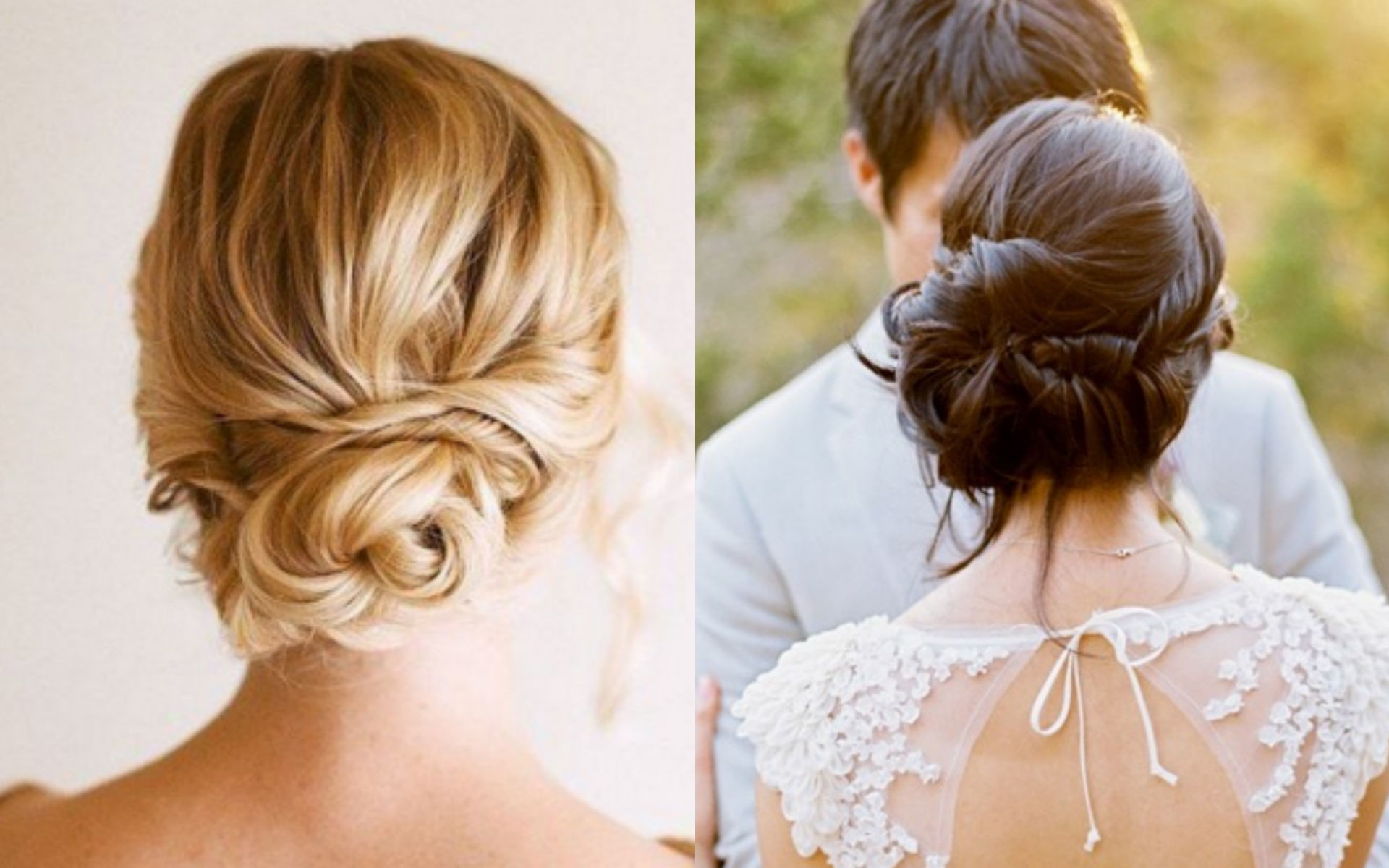 Best ideas about Wedding Bun Hairstyles . Save or Pin Wedding Hair Trends 2016 Now.