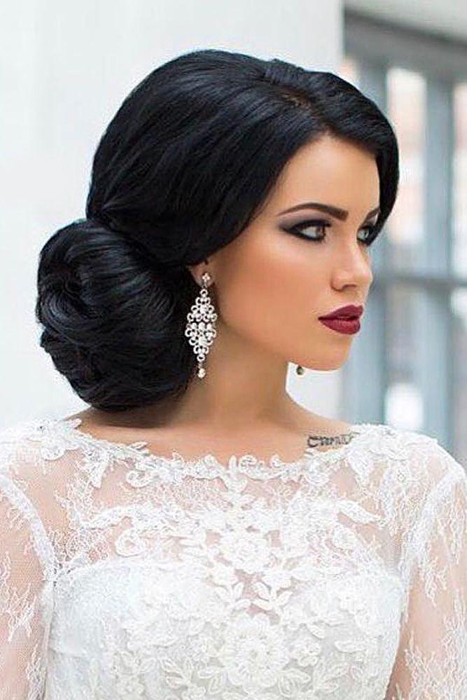 Best ideas about Wedding Bun Hairstyles . Save or Pin Best 25 Vintage wedding hairstyles ideas on Pinterest Now.